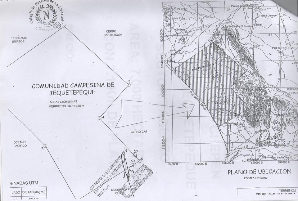 Venta de Terreno en Chepen, La Libertad - vista principal