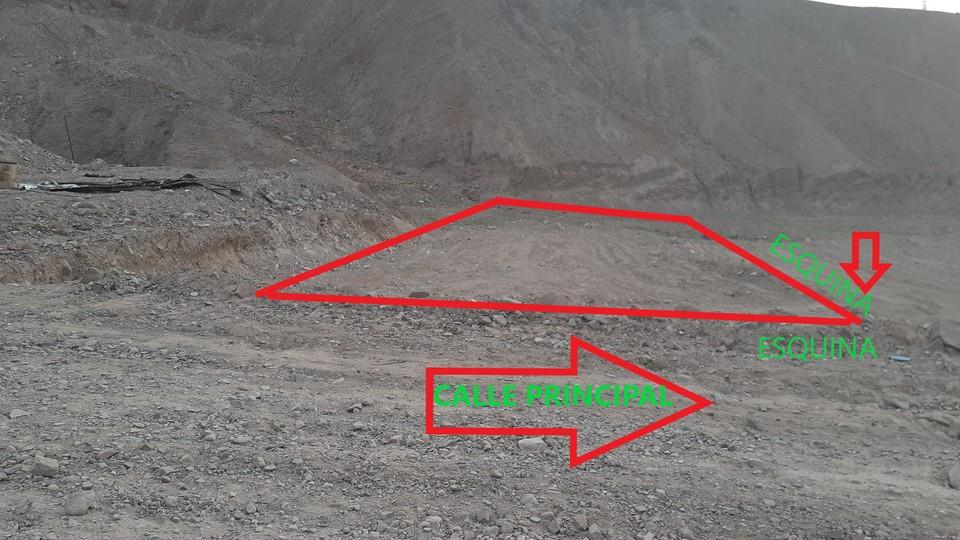Venta de Terreno en Samegua, Moquegua - vista principal