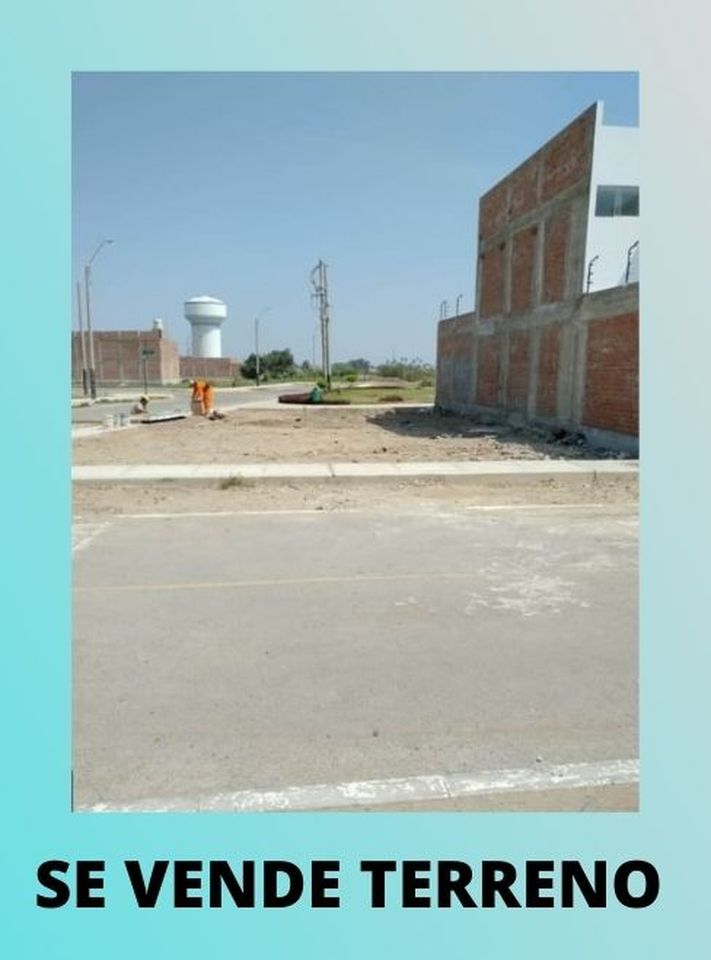 Venta de Terreno en Chiclayo, Lambayeque 201m2 area total