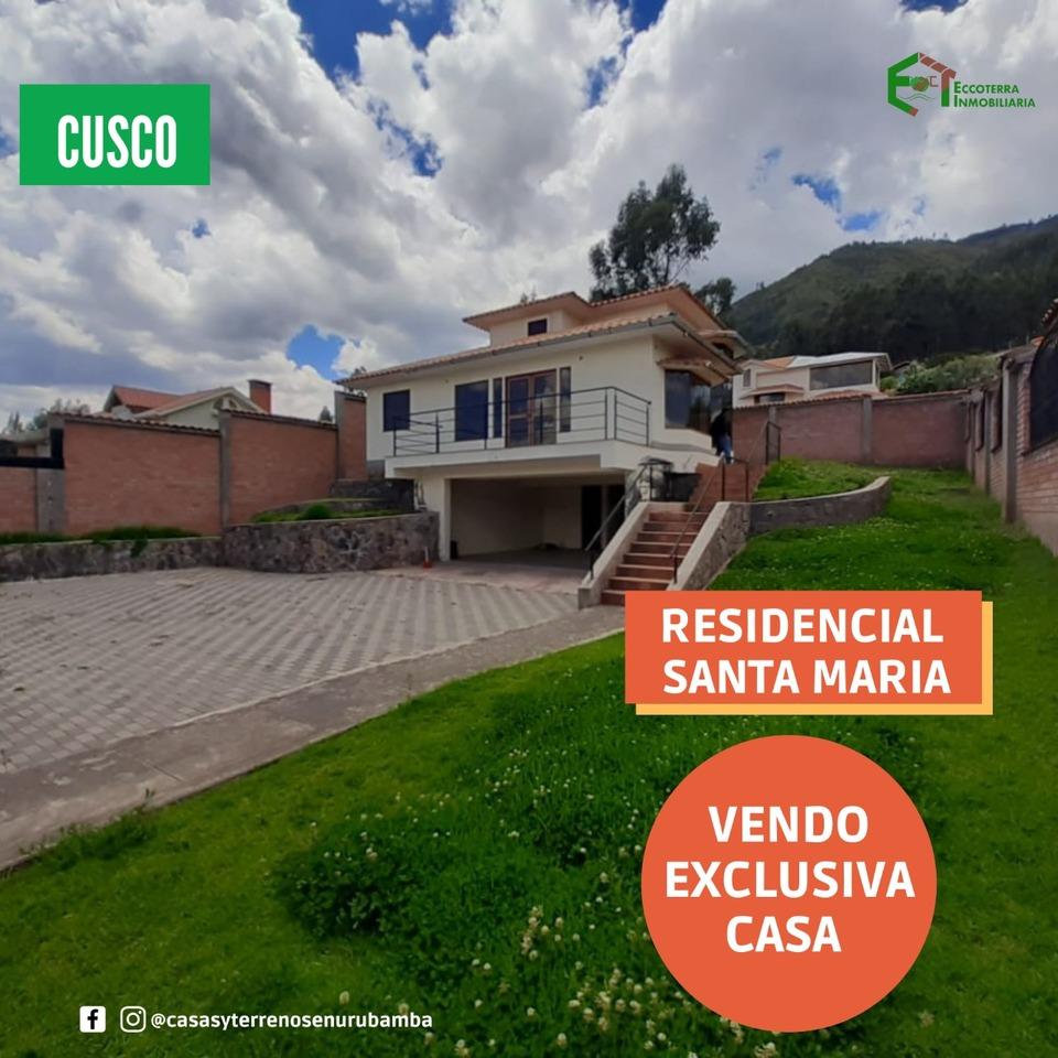 Venta de Casa en Cusco 4882m2 area total - vista principal