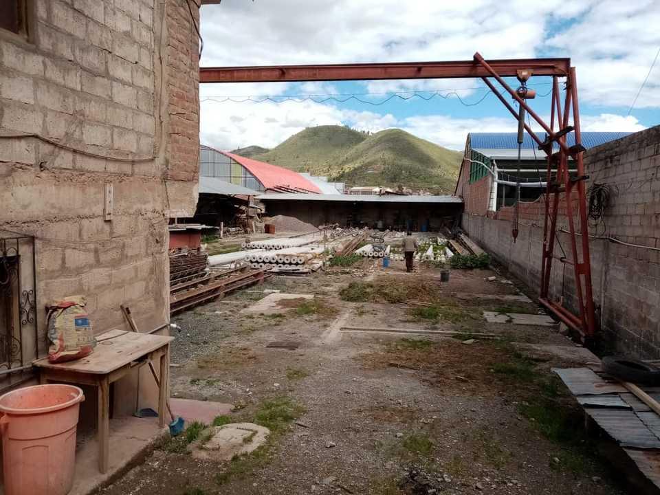 Venta de Terreno en Wanchaq, Cusco 1350m2 area total