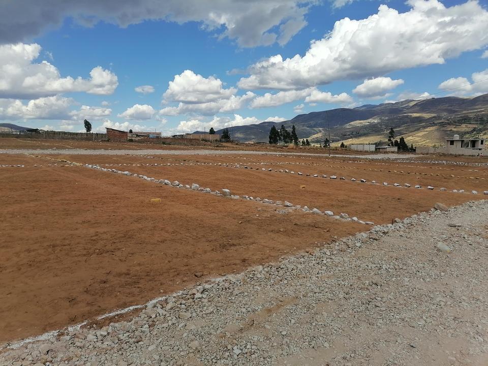 Venta de Terreno en Jesus, Cajamarca 120m2 area total