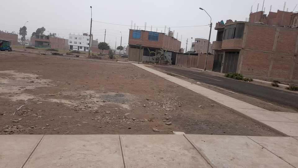 Venta de Terreno en Carabayllo, Lima 121m2 area total