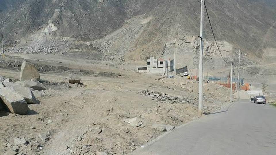 Venta de Terreno en La Molina, Lima 608m2 area total - vista principal