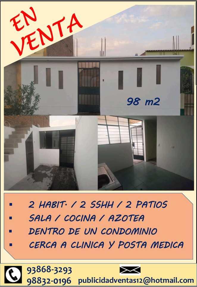 Venta de Casa en Puente Piedra, Lima - vista principal