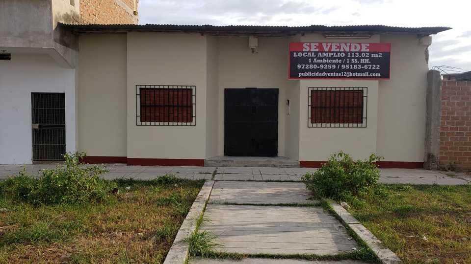 Venta de Local en Zarumilla, Tumbes - vista principal
