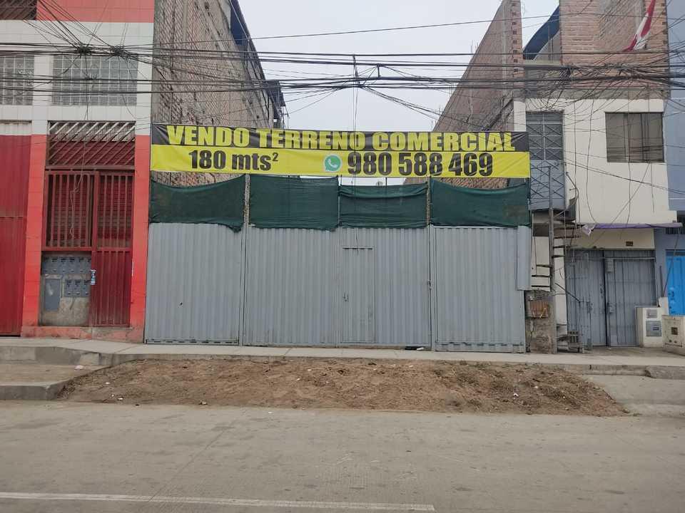 Venta de Terreno en San Juan De Miraflores, Lima - vista principal