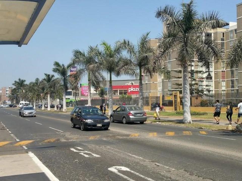 Alquiler de Departamento en Santiago De Surco, Lima con 1 dormitorio