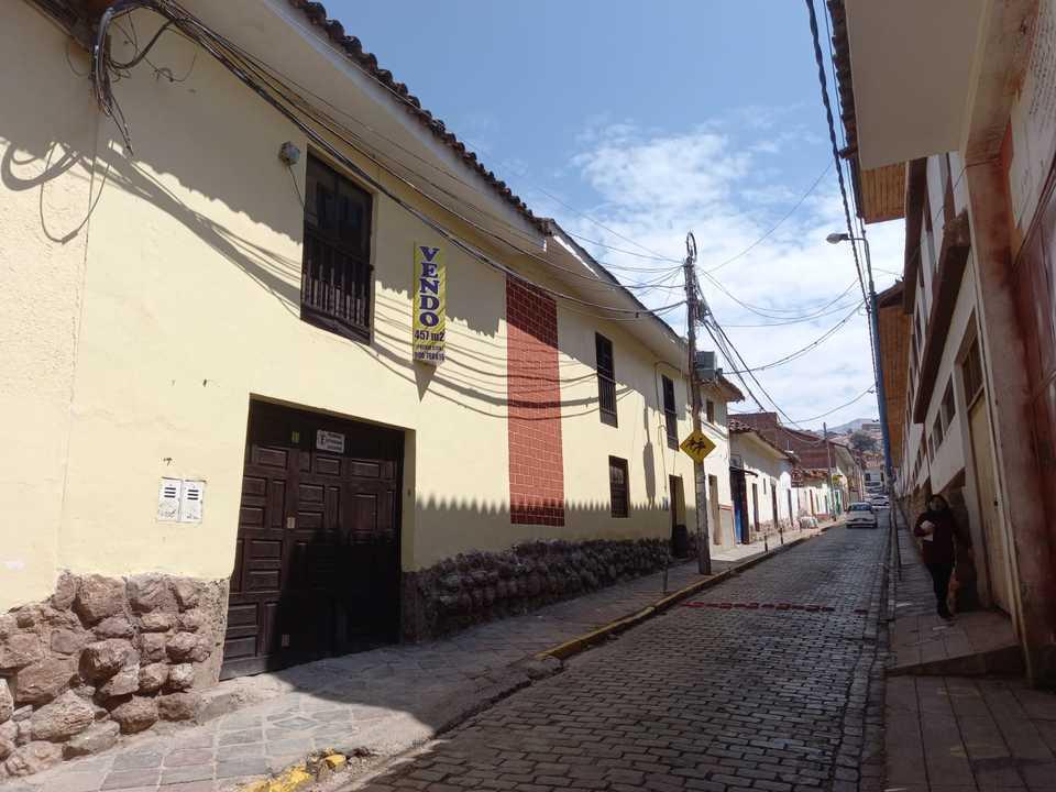 Venta de Casa en Cusco con 12 dormitorios - vista principal