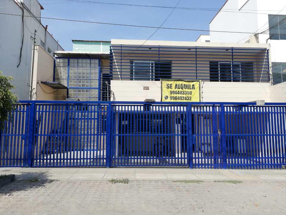 Alquiler de Local en Surquillo, Lima - vista principal