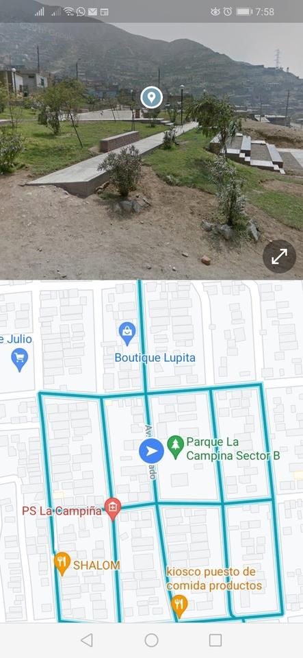 Venta de Casa en Ate, Lima - vista principal