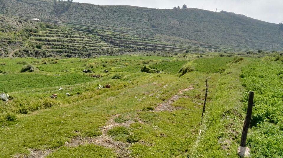 Venta de Terreno en Chiguata, Arequipa 30000m2 area total - vista principal