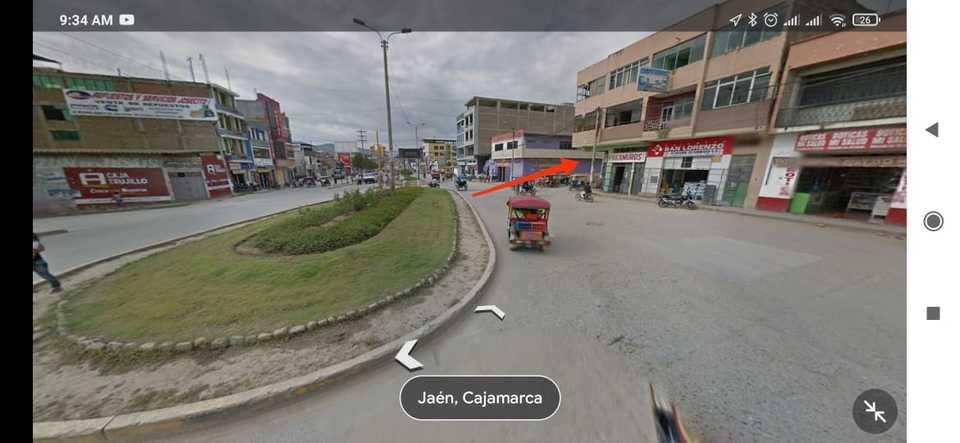 Venta de Terreno en Jaen, Cajamarca - vista principal