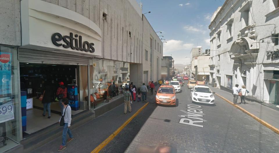 Venta de Local en Arequipa con 1 estacionamiento - 16m2 area total