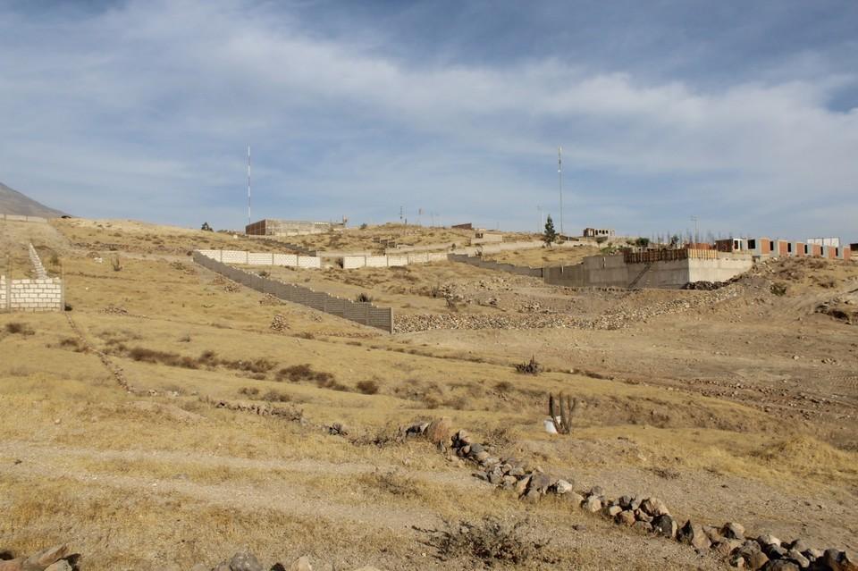 Venta de Terreno en Alto Selva Alegre, Arequipa - vista principal