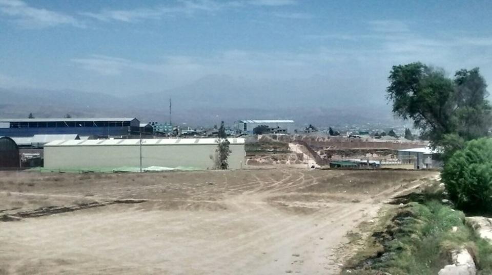 Venta de Terreno en Sachaca, Arequipa - vista principal