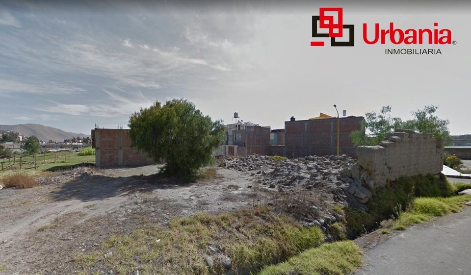 Venta de Terreno en Arequipa 400m2 area total estado Entrega inmediata - vista principal