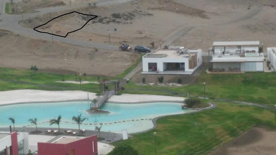 Venta de Terreno en San Antonio, Lima 26447m2 area total - vista principal