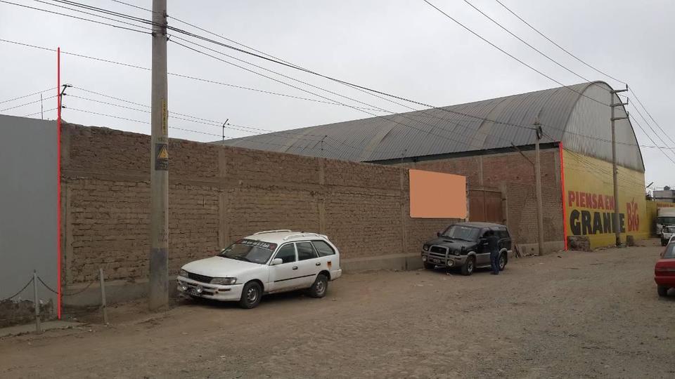 Alquiler de Local en Moche, La Libertad 2040m2 area total