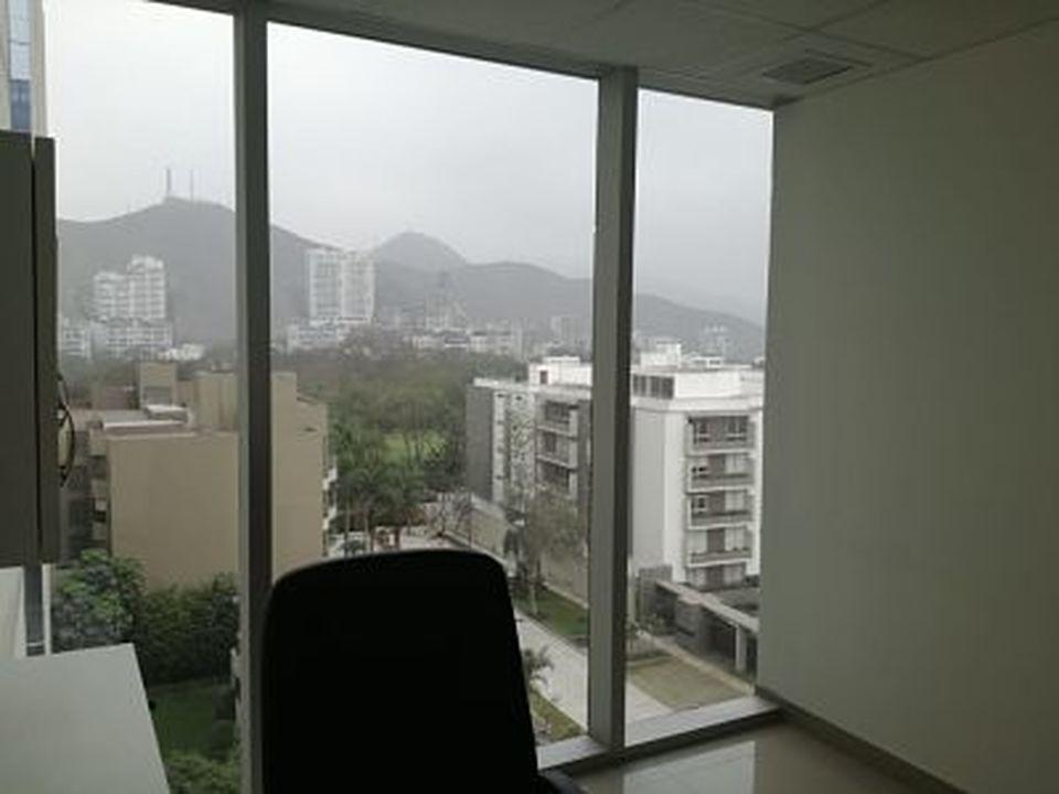 Alquiler de Oficina en Santiago De Surco, Lima - amoblado