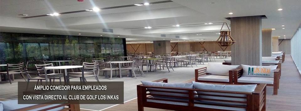 Alquiler de Oficina en Santiago De Surco, Lima con 50 baños - vista principal