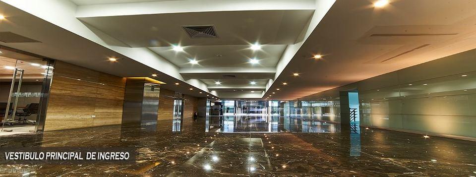 Alquiler de Oficina en Santiago De Surco, Lima con 40 baños - vista principal