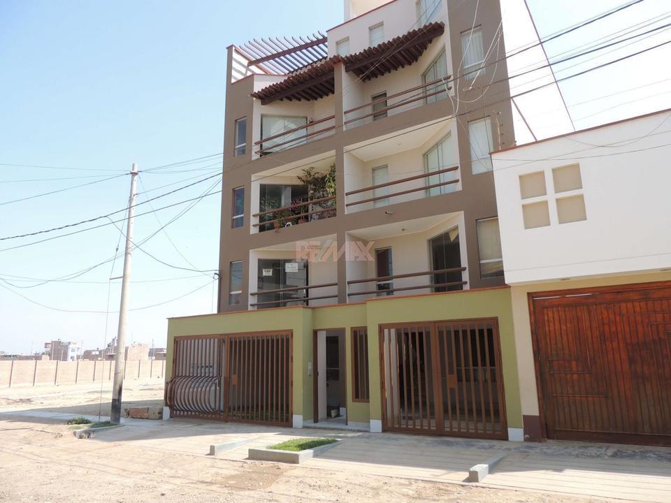 Alquiler de Departamento en Pimentel, Lambayeque con 2 dormitorios - vista principal