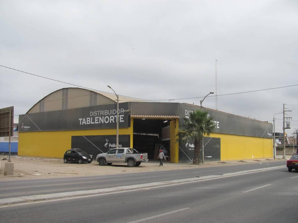 Venta de Local en La Victoria, Lambayeque con 2 baños - vista principal
