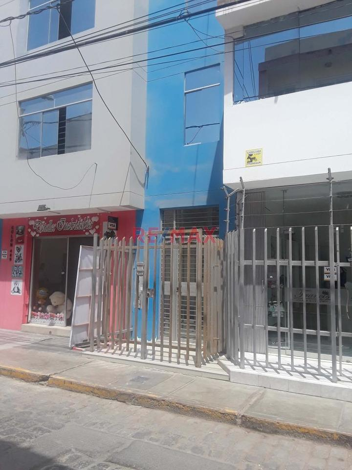 Venta de Departamento en Chiclayo, Lambayeque con 3 dormitorios - vista principal