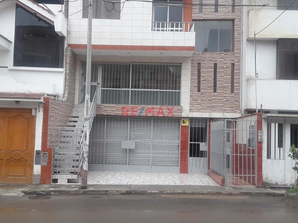 Alquiler de Local en Chiclayo, Lambayeque con 1 baño - vista principal