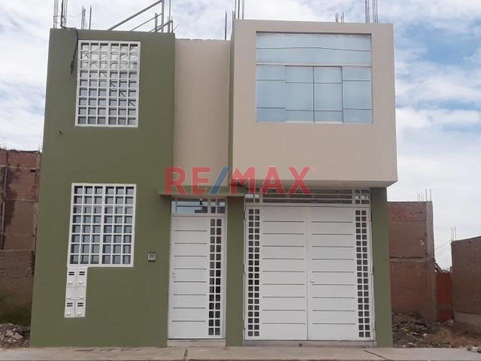 Venta de Casa en La Victoria, Lambayeque con 5 dormitorios - vista principal