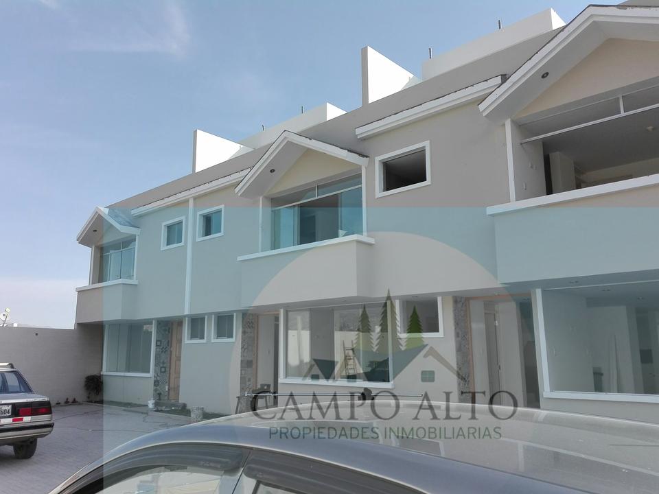Venta de Casa en Cayma, Arequipa con 4 dormitorios - vista principal