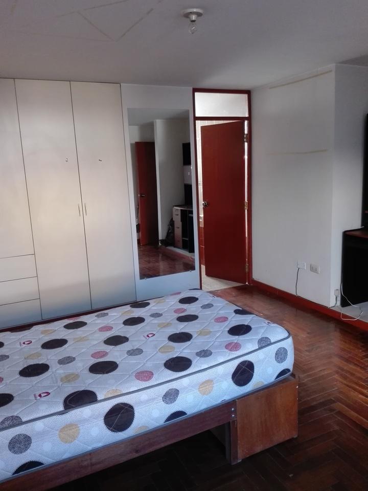Venta de Departamento en Yanahuara, Arequipa - en el cuarto piso