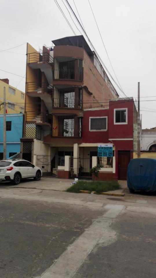 Venta de Casa en Breña, Lima - vista principal