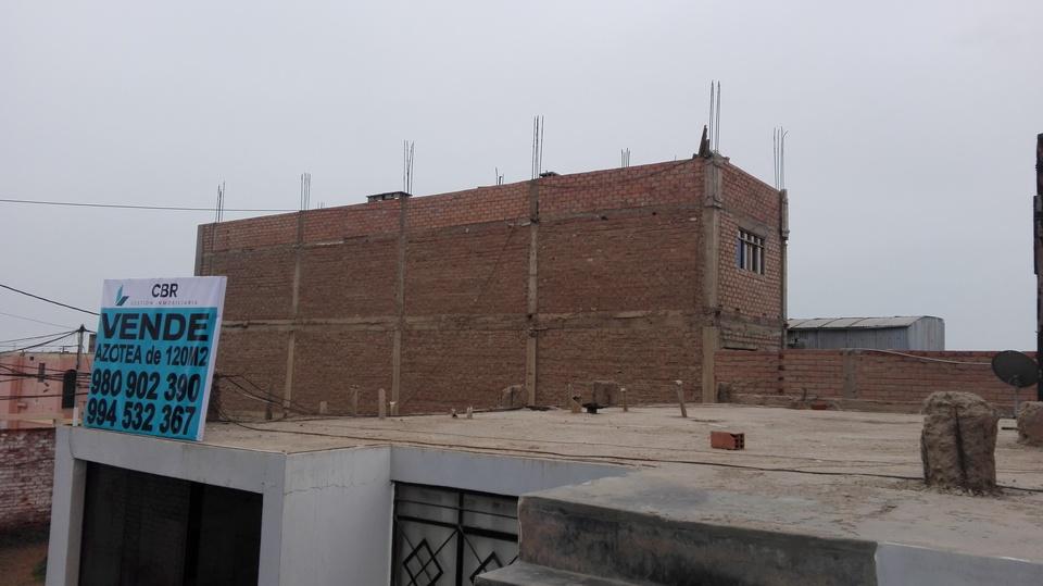 Venta de Terreno en La Perla, Callao 125m2 area total - vista principal