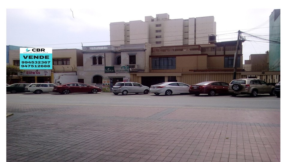 Venta de Casa en Magdalena Del Mar, Lima - vista principal