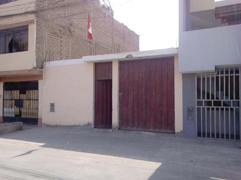 Venta de Casa en San Martin De Porres, Lima con 1 baño - vista principal