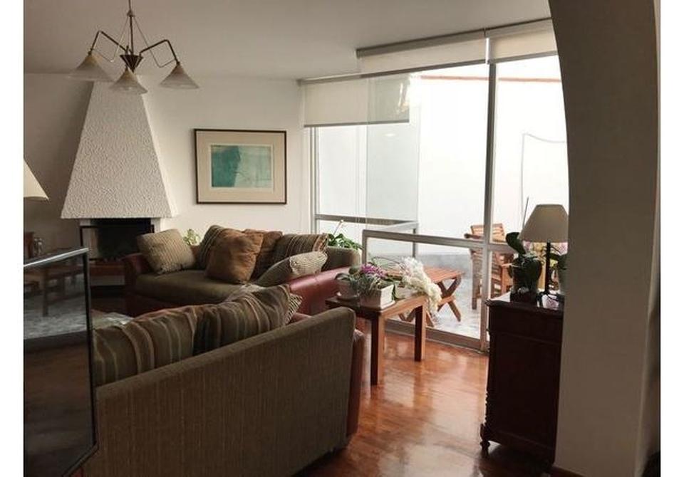 Alquiler de Casa en San Borja, Lima - amoblado