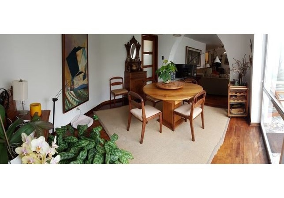 Alquiler de Casa en San Borja, Lima - 310m2 area total