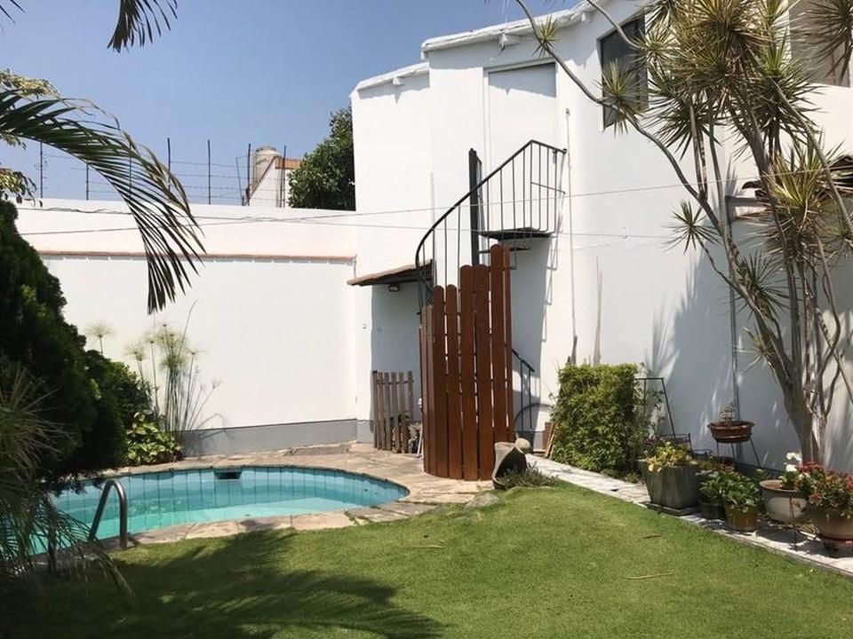 Alquiler de Casa en San Borja, Lima - de 2 pisos