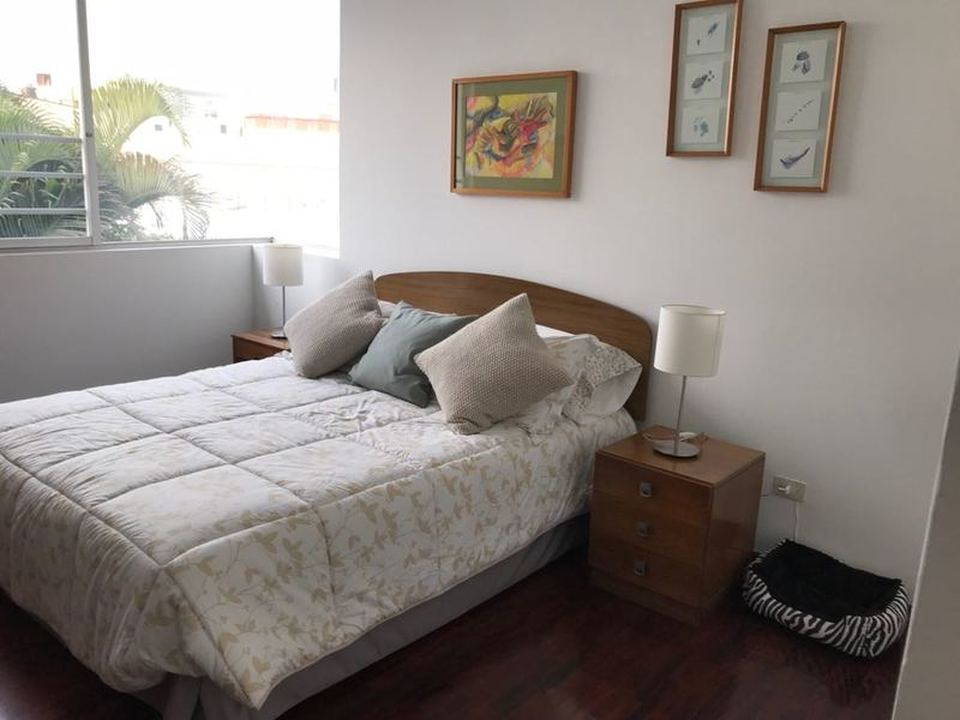 Alquiler de Casa en San Borja, Lima - con comedor