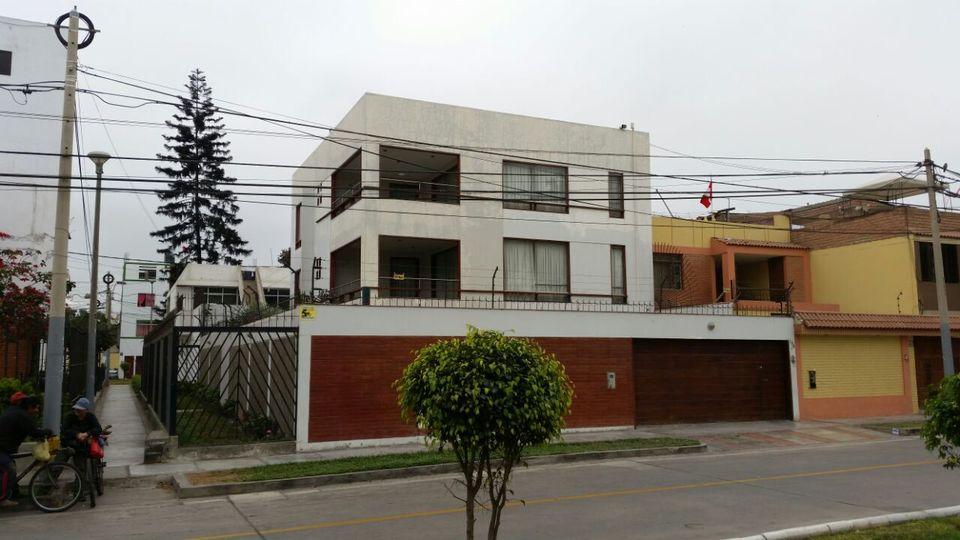 Venta de Casa en San Miguel, Lima con 6 dormitorios - vista principal