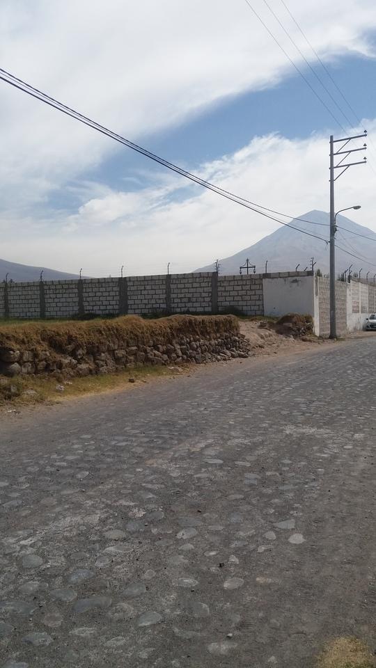 Venta de Terreno en Cerro Colorado, Arequipa 3875m2 area total - vista principal