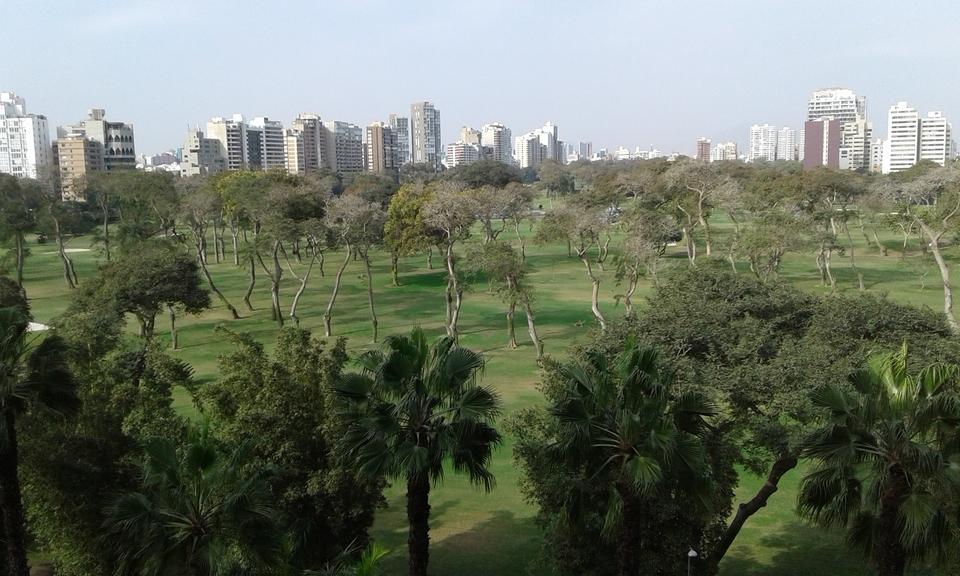 Alquiler de Departamento en San Isidro, Lima con 3 baños - vista principal