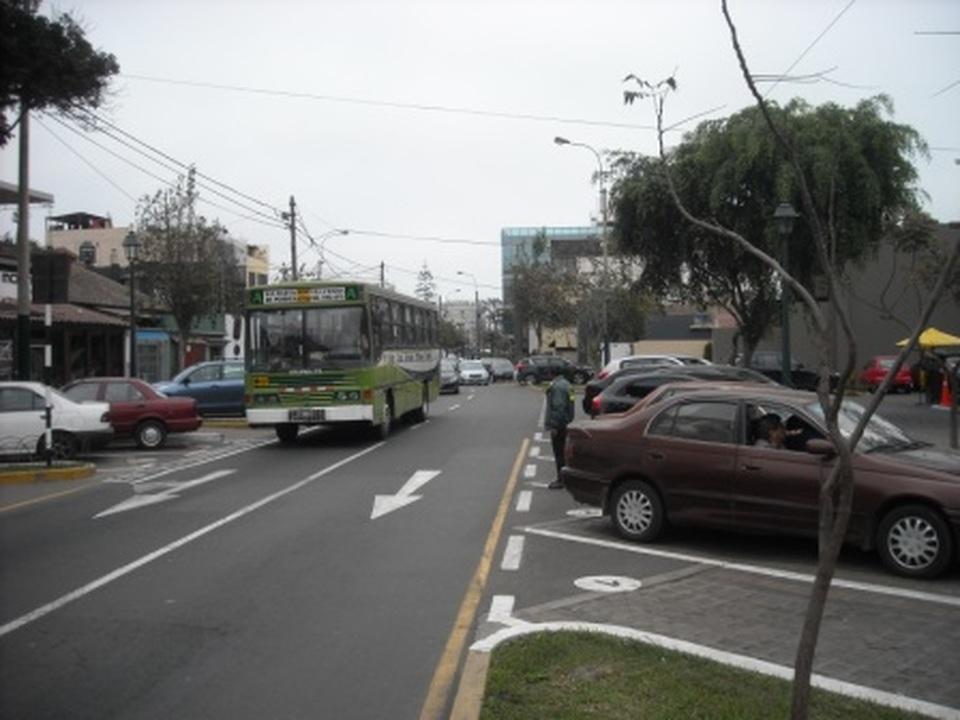 Venta de Local en San Isidro, Lima - vista principal