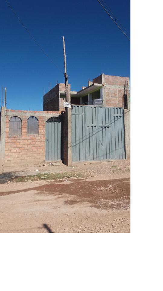 Venta de Casa en Juliaca, Puno con 2 dormitorios - vista principal