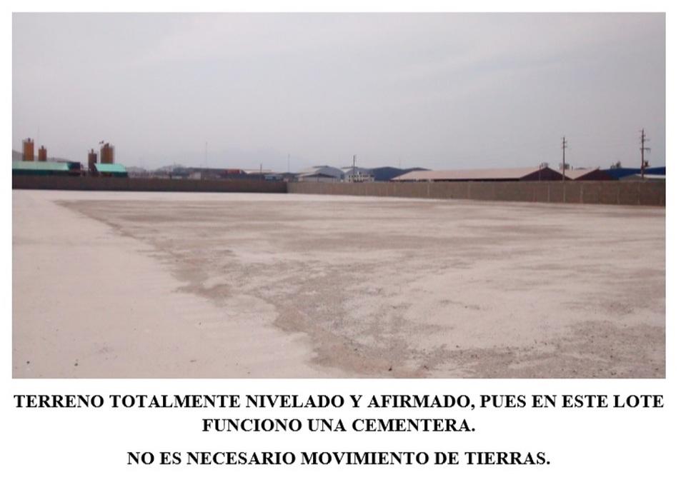 Venta de Terreno en Ventanilla, Callao 45363m2 area total