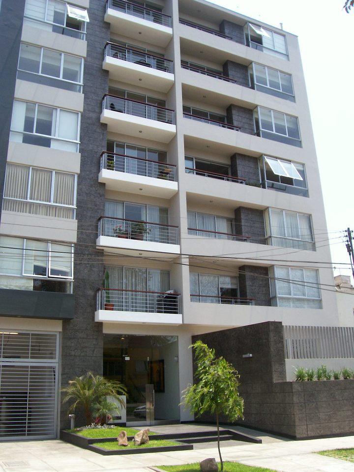 Alquiler de Departamento en Miraflores, Lima - vista principal