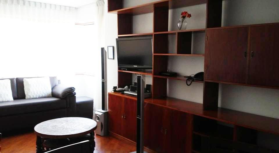 Alquiler de Departamento en San Isidro, Lima con 1 dormitorio - vista principal