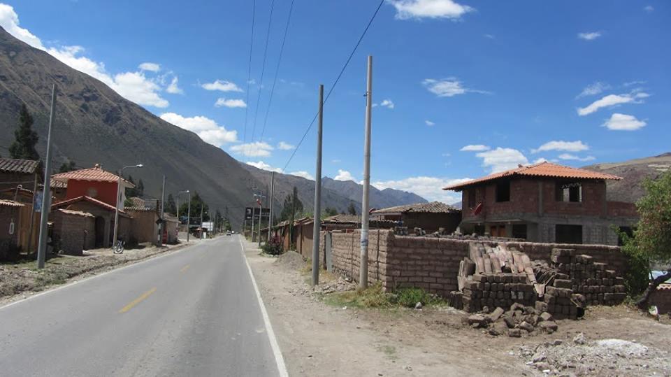Venta de Terreno en Cusco 5836m2 area total - vista principal